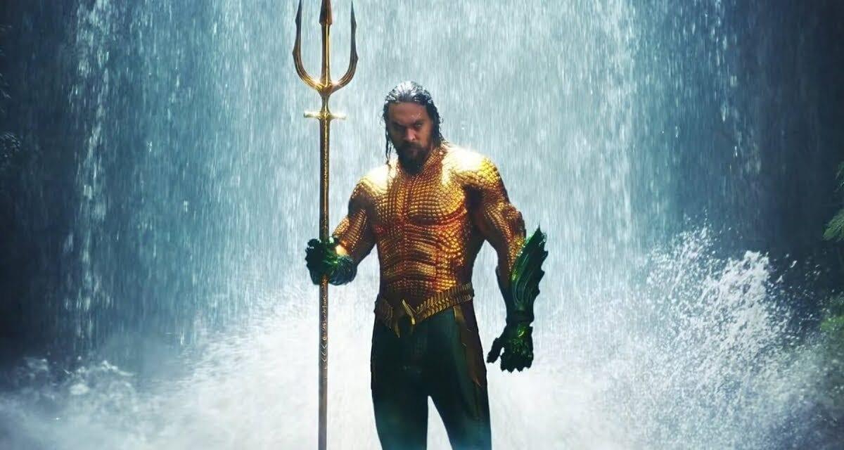 Σε γυρίσματα το Aquaman and the Lost Kingdom