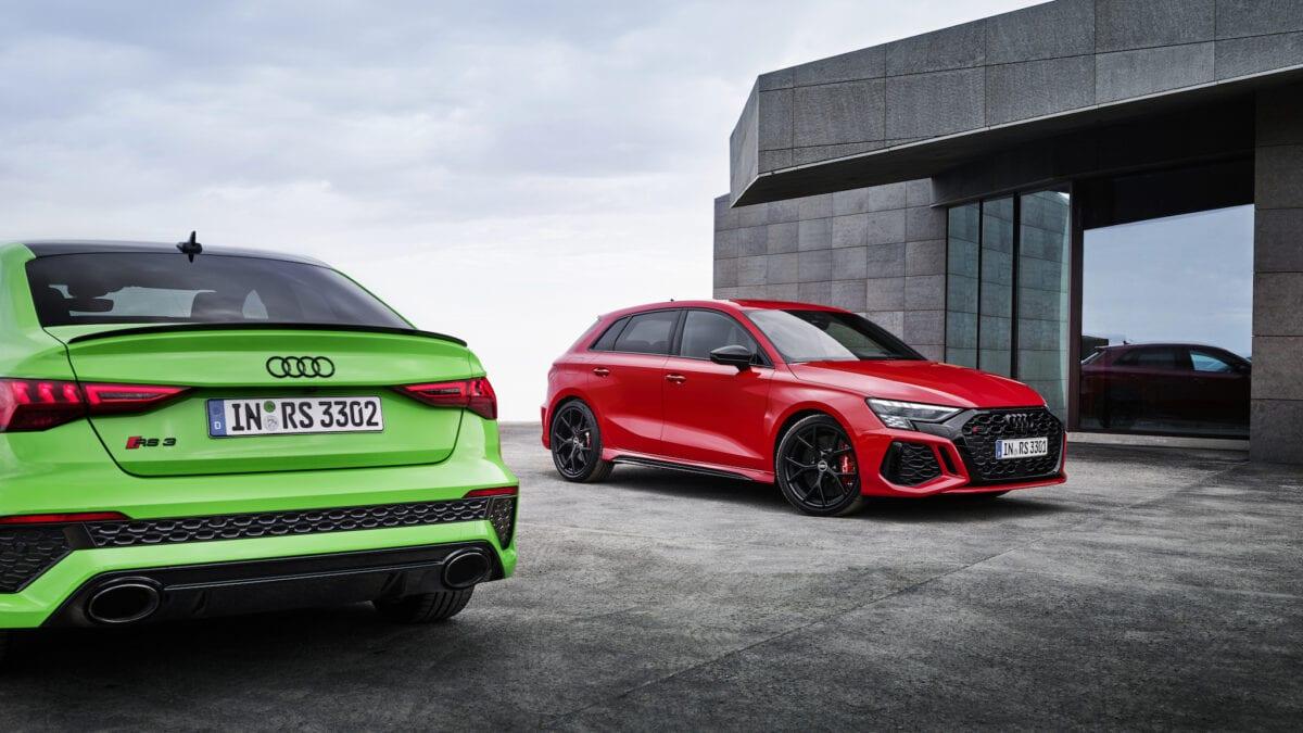 Τα νέα Audi RS 3