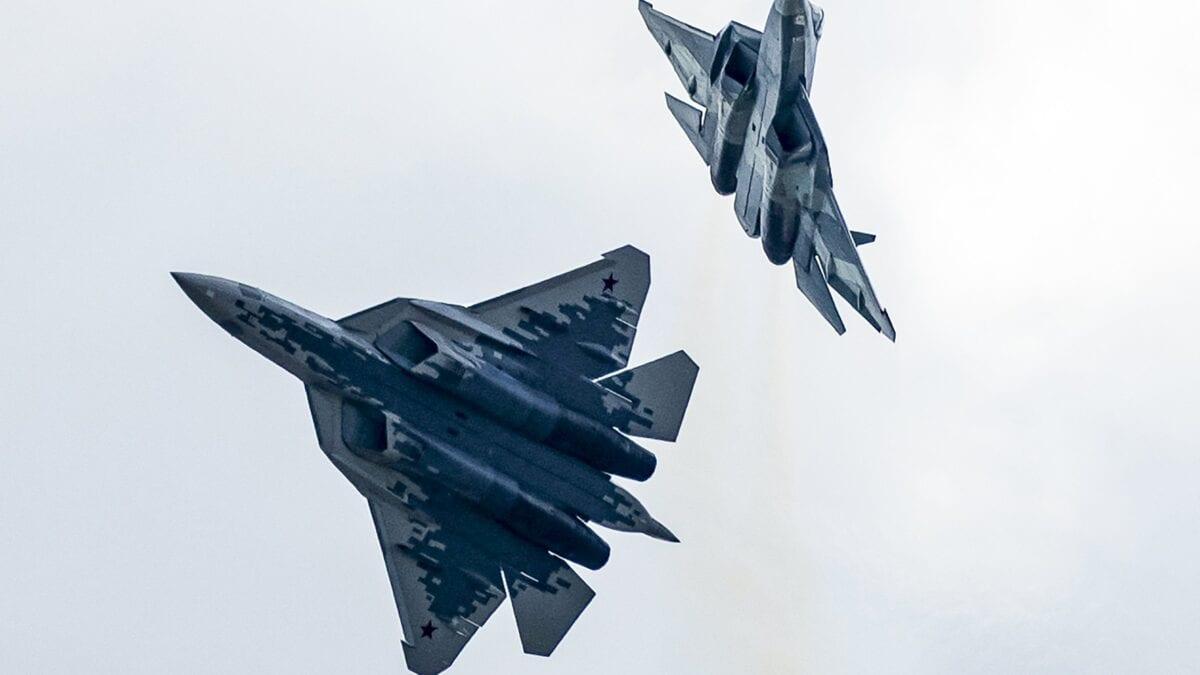 Το εντυπωσιακό MAKS-21 Air Show