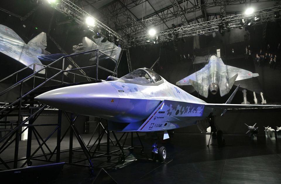 Το νέο ρωσικό stealth μαχητικό