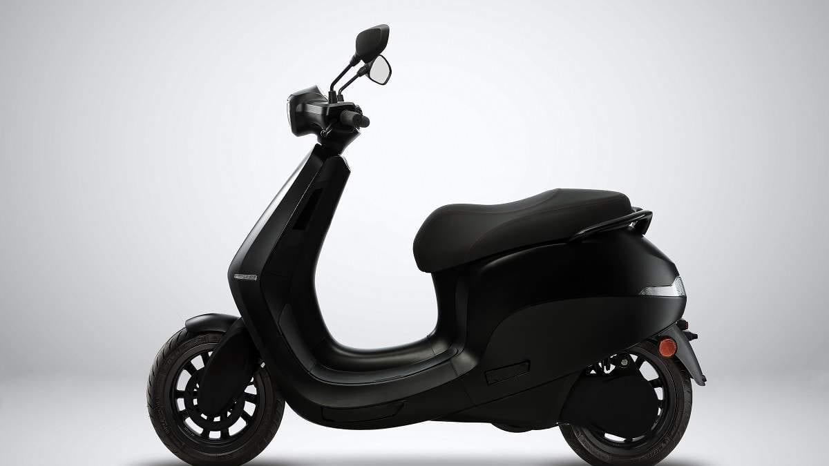 Το νέο Ola ηλεκτρικό scooter