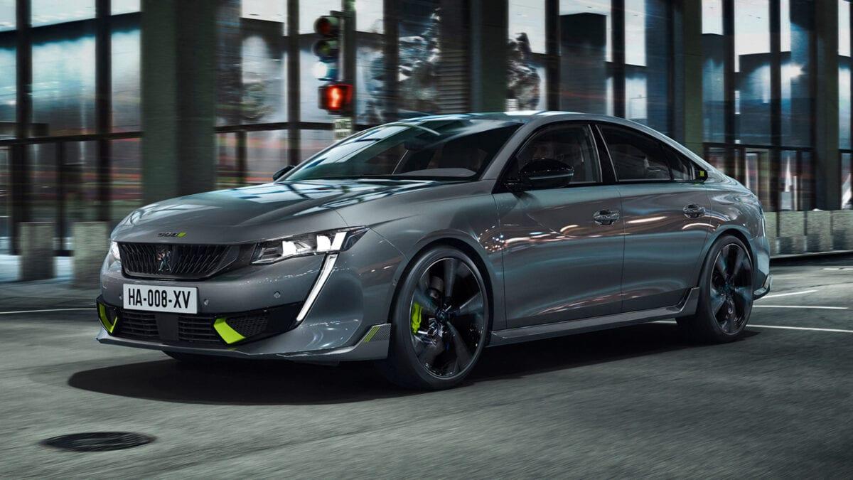 2021 508 Peugeot Sport Engineered