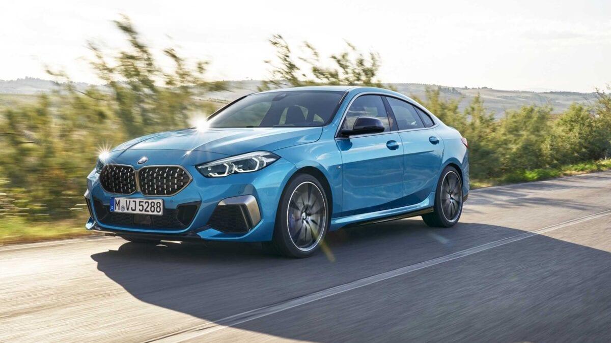2021 BMW 2 Series Coupé