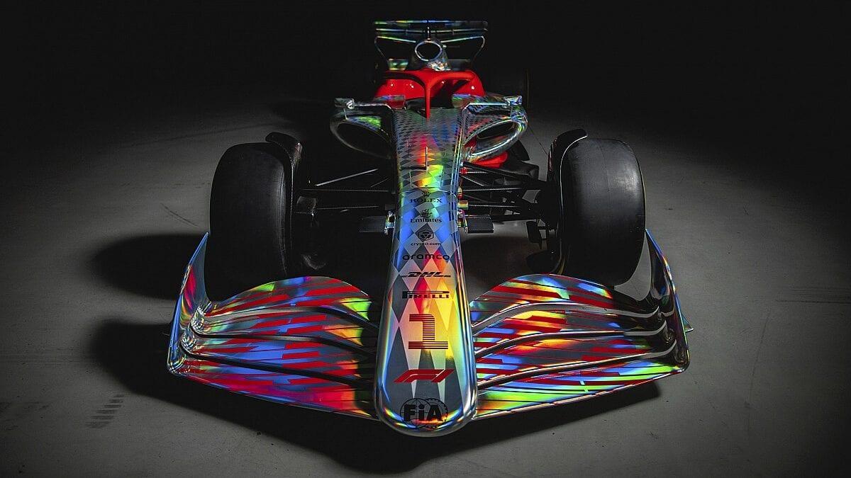 2022 – Το νέο μονοθέσιο της F1