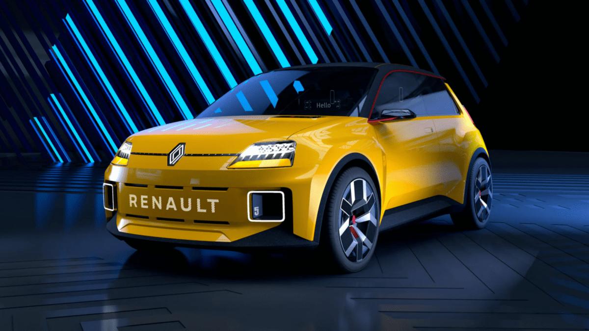 2024 Renault 5 EV