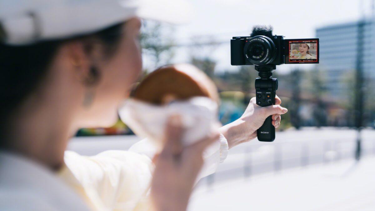 Η Sony ανακοινώνει τη νέα Vlog Camera ZV-E10