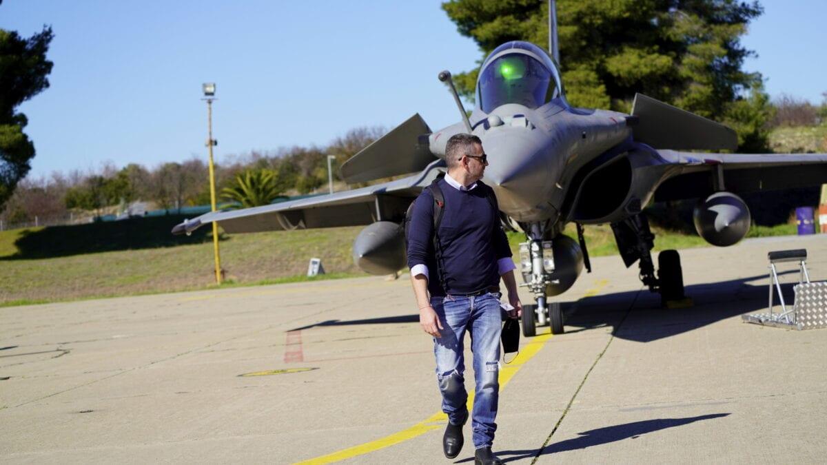 Οι Έλληνες πιλότοι ανυπομονούν να πετάξουν το Rafale στη χώρα μας