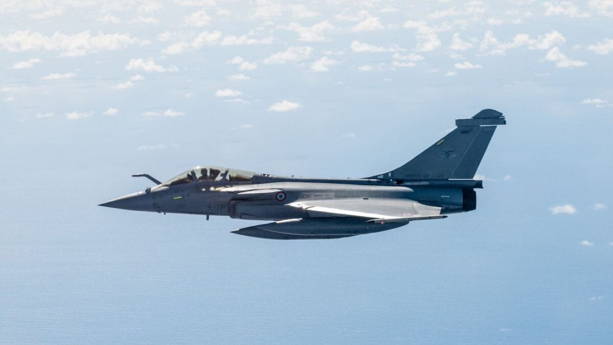 Le Bourget 2021 – Missiles on the Rafale
