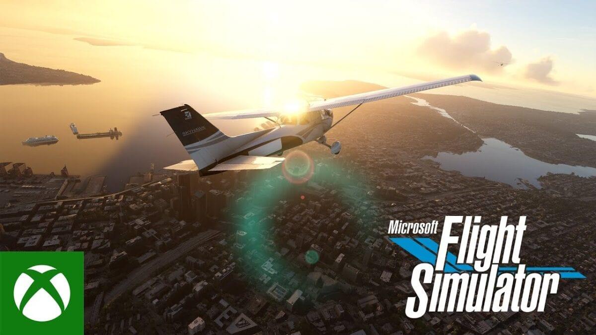 Microsoft Flight Simulator – Squirrel