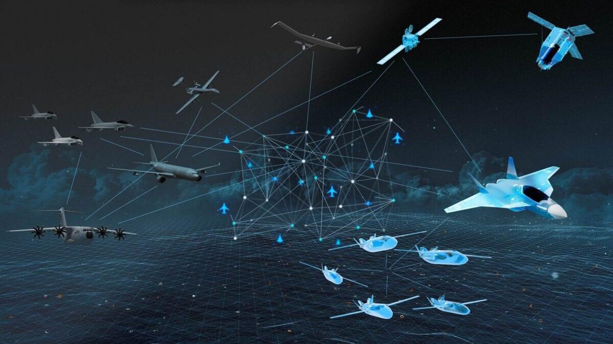 Multi Domain Combat Cloud – το Αύριο της Μάχης