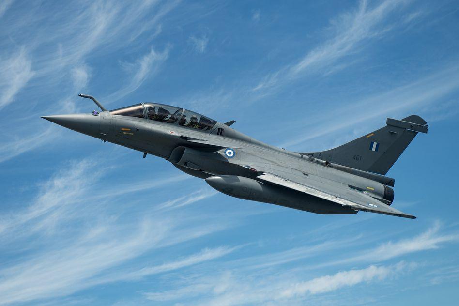 Dassault Aviation – πρώτη παράδοση στην Ελλάδα