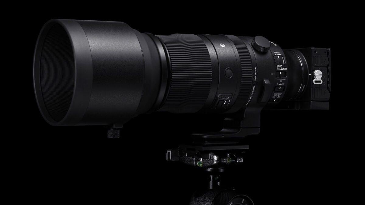 Και επίσημα ο Sigma 150-600mm FE στην αγορά