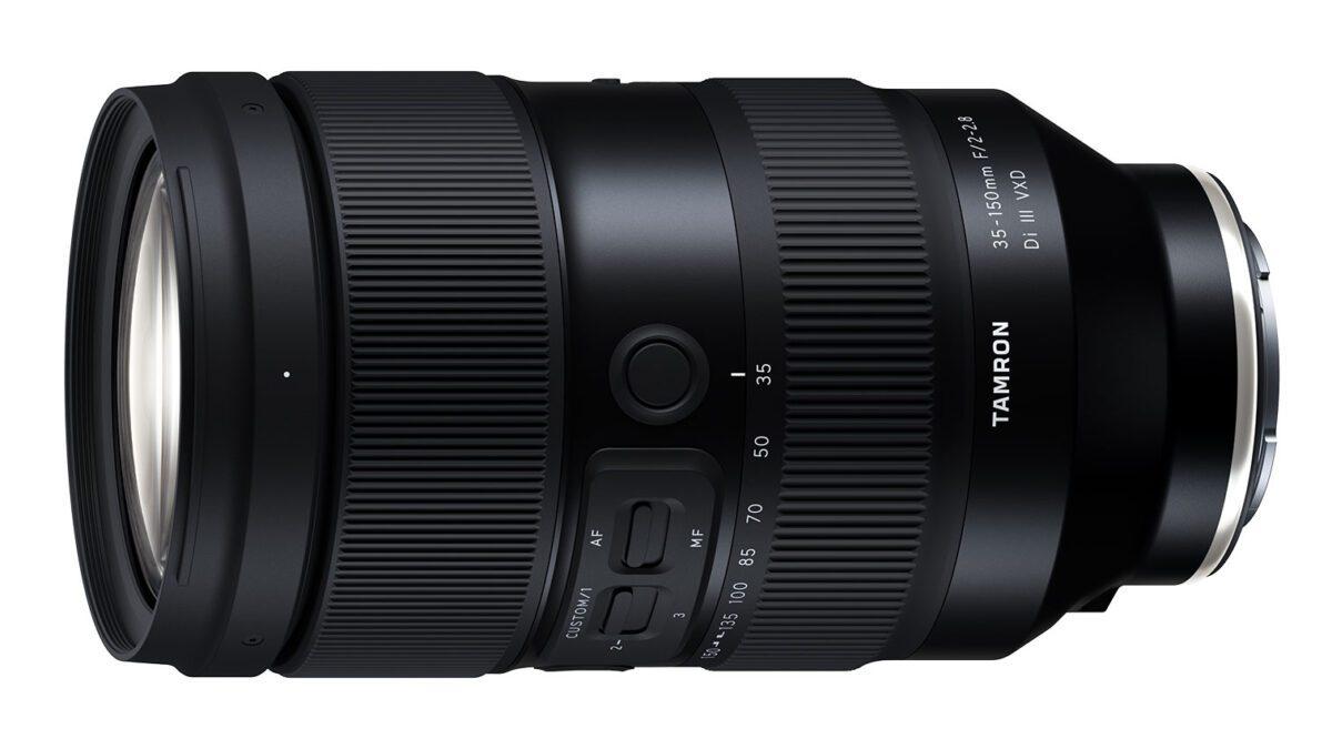 Νέος Tamron 35-150mm F2-2.8 Di III VXD για full-frame Sony E-mount