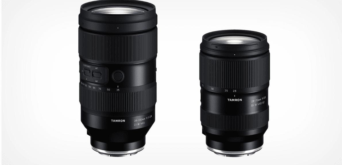 Νέος Tamron 28-75mm f/2.8 Di III VXD G2