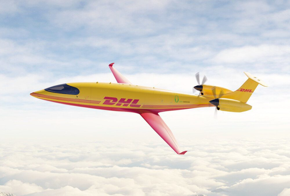 DHL Express – Παραγγελία 12 ηλεκτρικών αεροσκαφών Alice eCargo από την Eviation