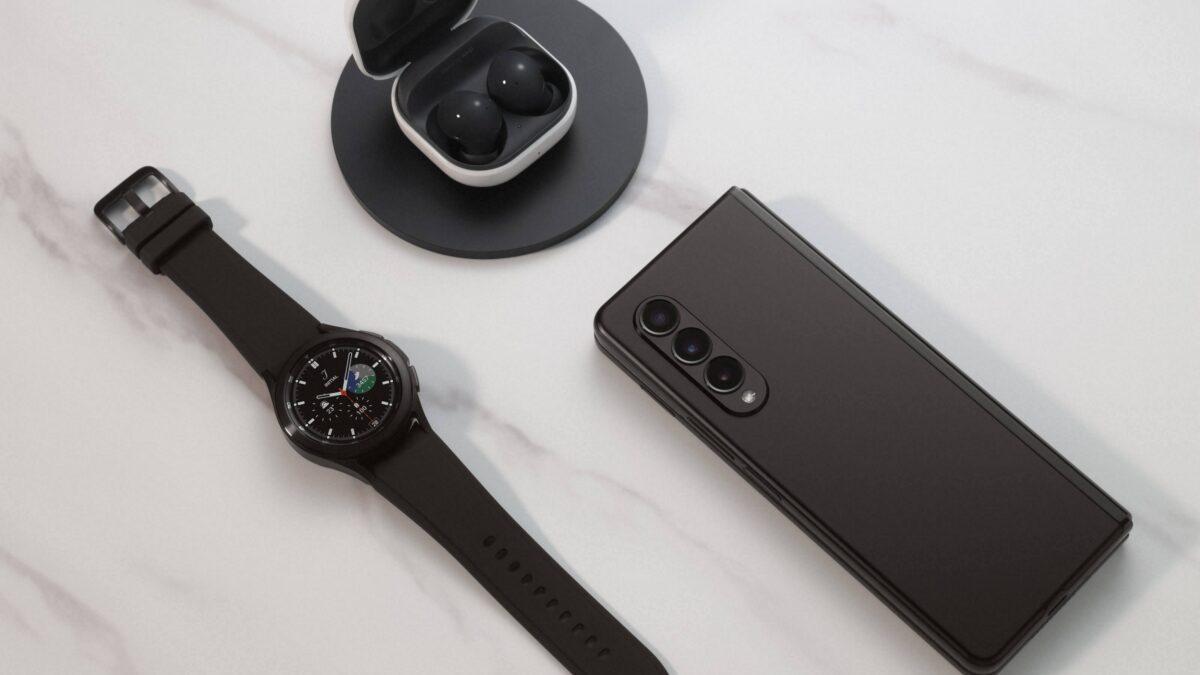 Νέα Galaxy Watch4 Series + Galaxy Z Flip3 + Galaxy Z Fold3