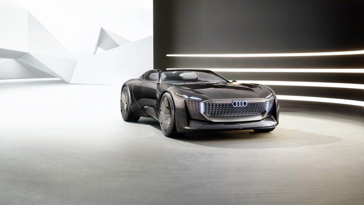 Audi skysphere concept – freedom in motion