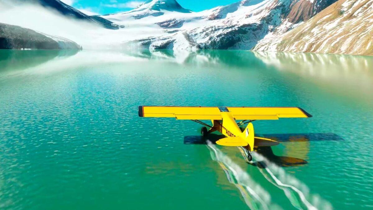 Microsoft Flight Simulator – Aviat Husky A-1C