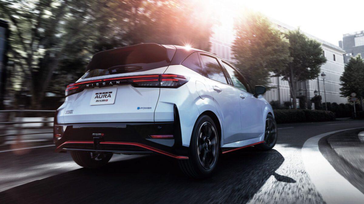 Nissan Aura NISMO