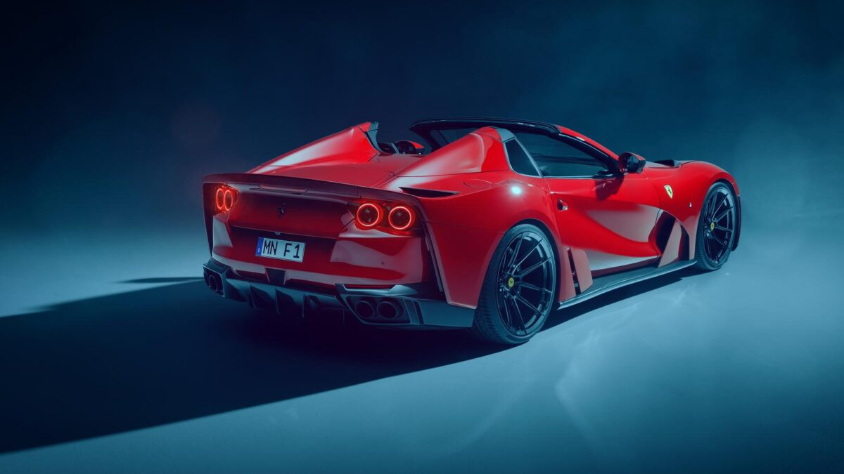 Novitec Ferrari 812 GTS N-Largo