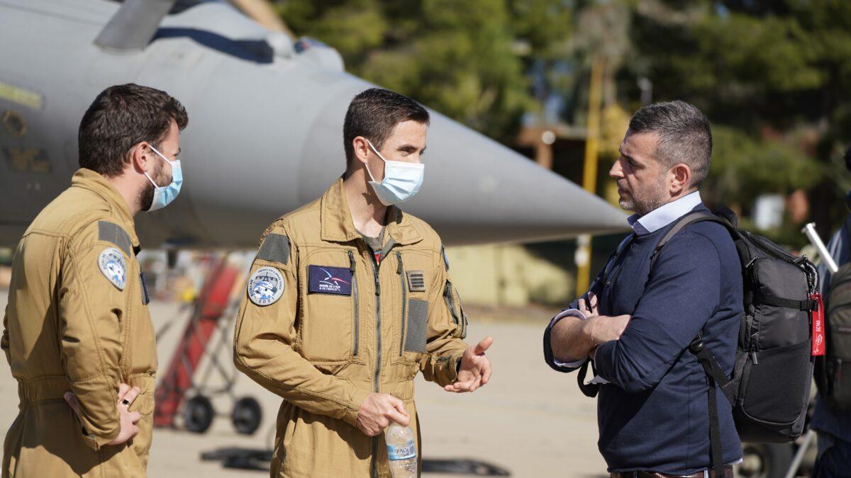 Η Ελλάδα στα highlights της Dassault Aviation
