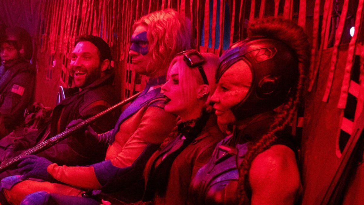 The Suicide Squad – Movie Clip