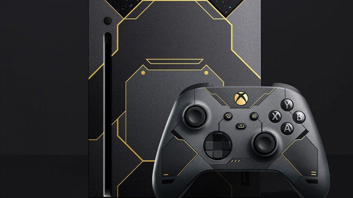 Xbox Series X – Halo Infinite Limited Edition Bundle
