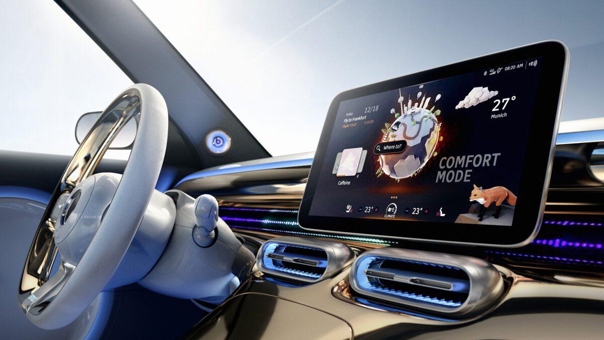 Έκθεση IAA 2021 – Smart Concept #1