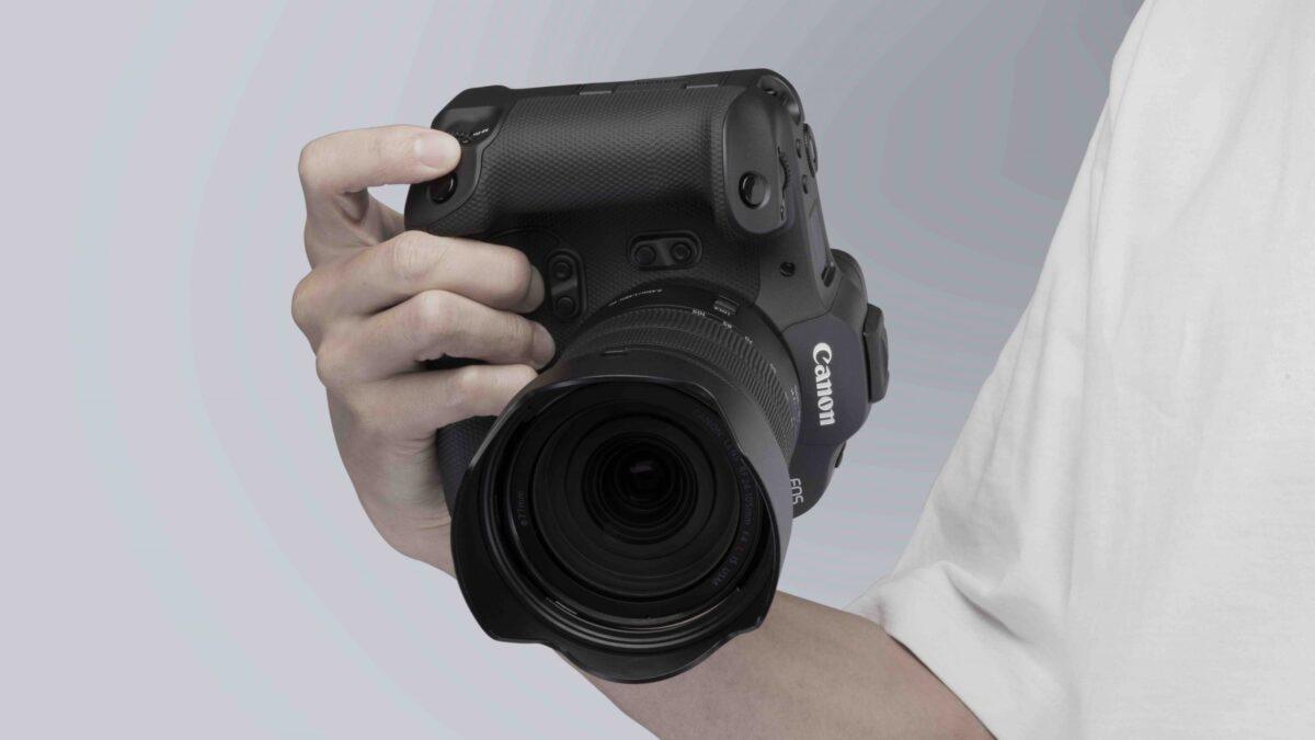 Η νέα Canon EOS R3