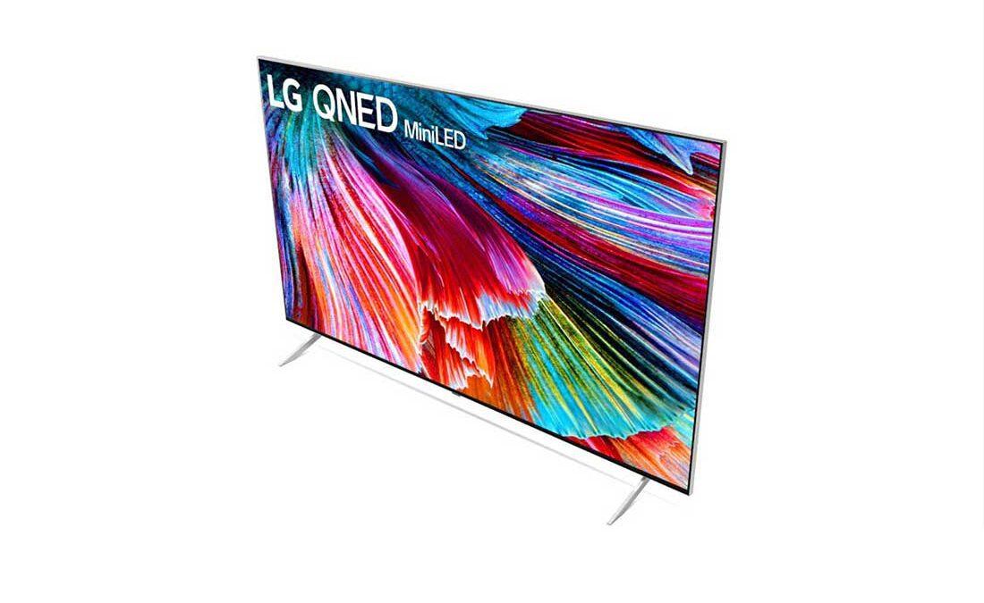 Νέα 2021 LG QNED 8K Mini LED