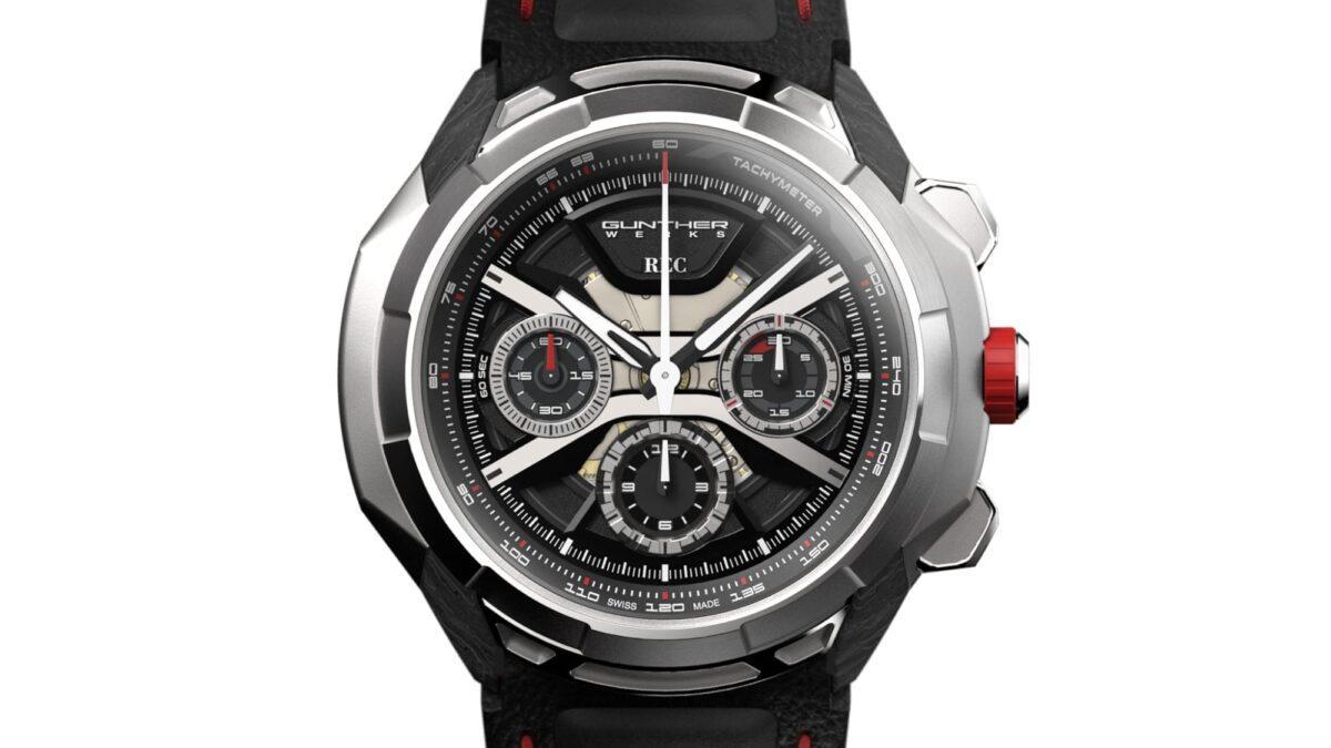 Το εντυπωσιακό Gunther Werks και Rec Watches 901GW ρολόι