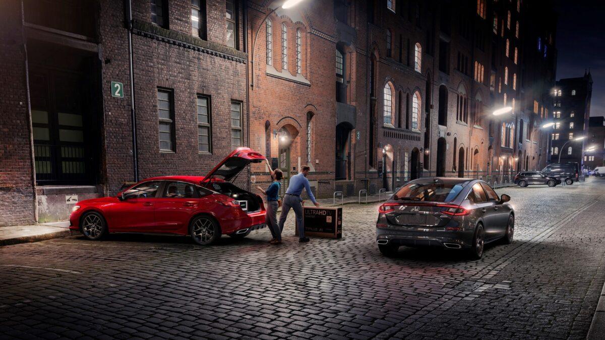 2022 Civic Hatchback