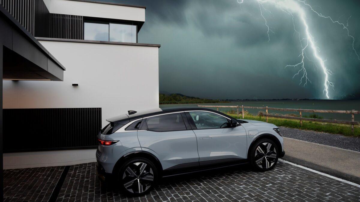 Έκθεση ΙΑΑ 2021 – Megane E-Tech Electric