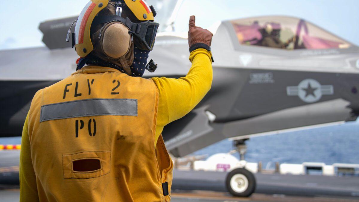 Νέες τεχνικές εκπαίδευσης για τα F-35