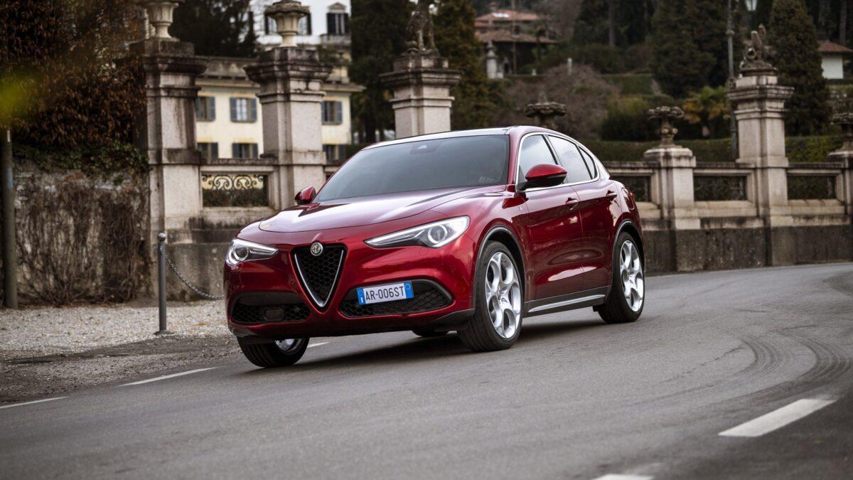2021 Alfa Romeo Stelvio 6C Villa d'Este