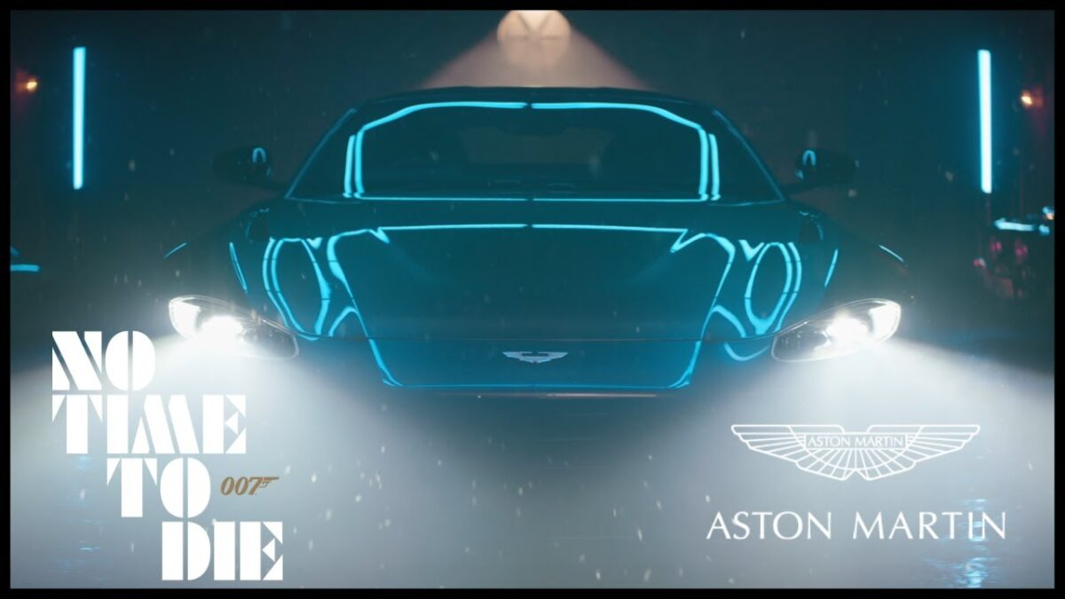 Aston Martin + 007
