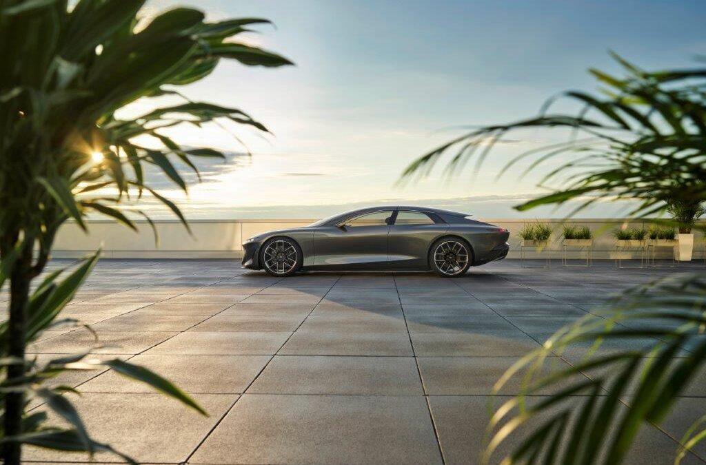 Audi grandsphere concept – The making of