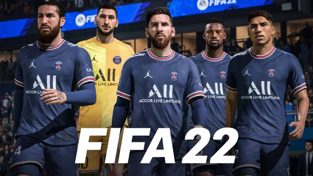 FIFA 22 – Official Player Ratings Trailer