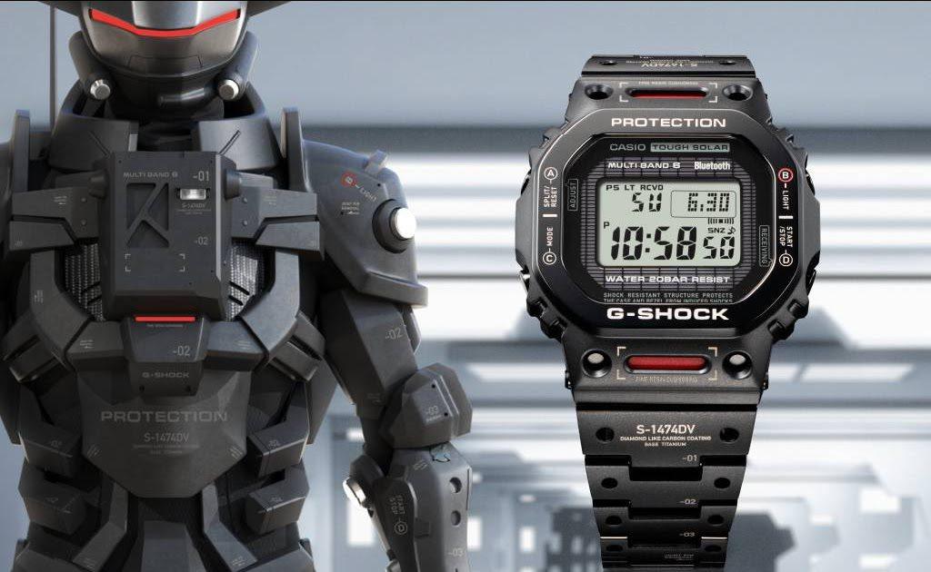 Νέο Casio G-Shock Full Metal 5000