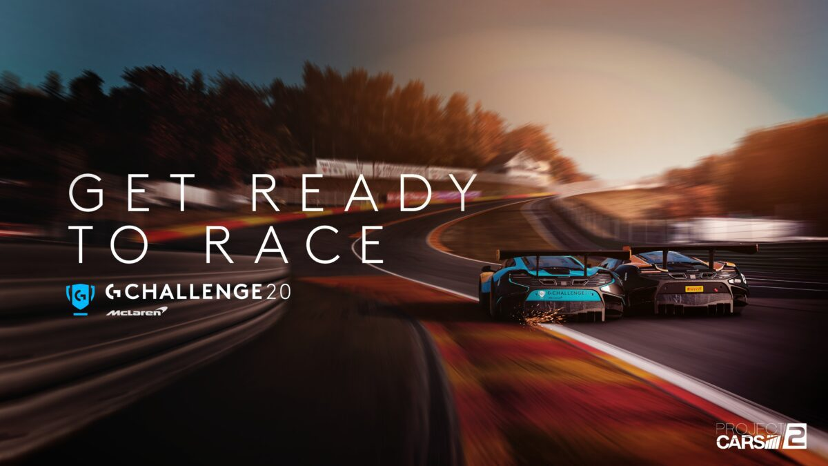 Logitech McLaren G Challenge