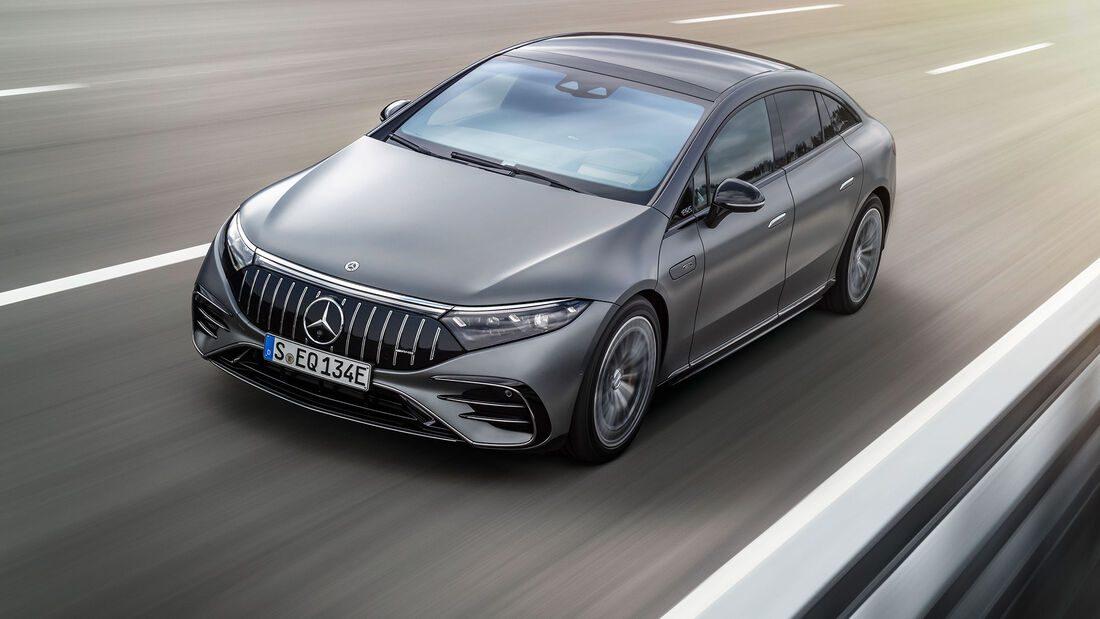 Έκθεση IAA 2021 – Η νέα Mercedes-AMG EQS 53 4MATIC+