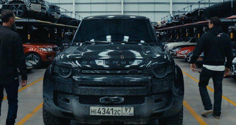 No Time To Die – Cary Joji Fukunaga + Land Rover Classic