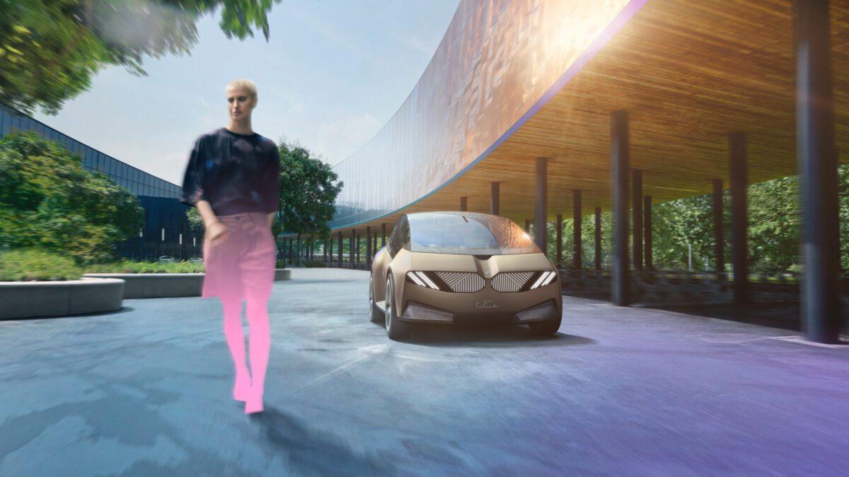 Έκθεση ΙΑΑ 2021 – BMW i Vision Circular
