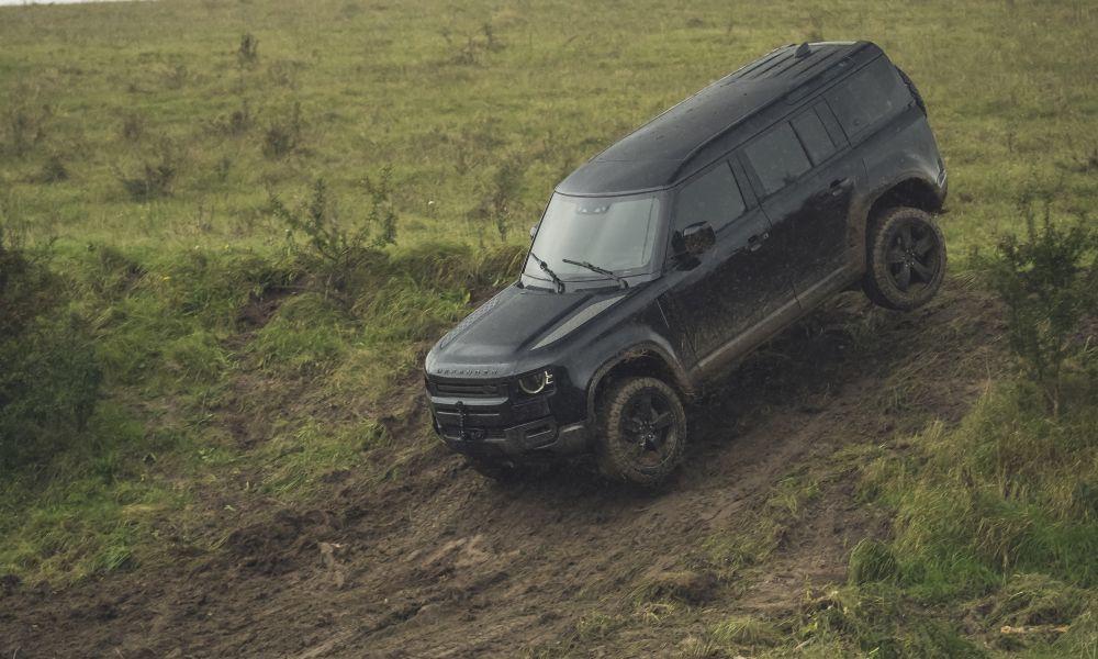 Range Rover Sport SVR 007