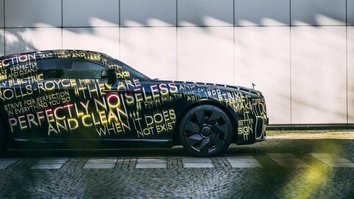 Rolls-Royce Spectre Electric