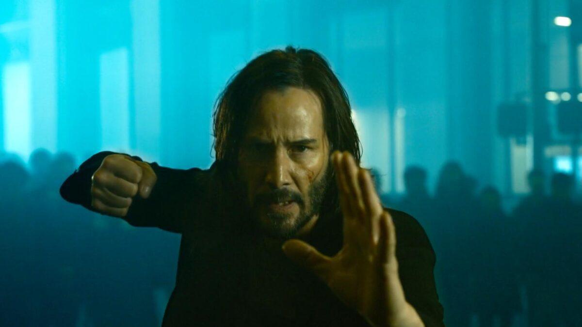 The Matrix 4: Resurrections – Teaser Trailer #3