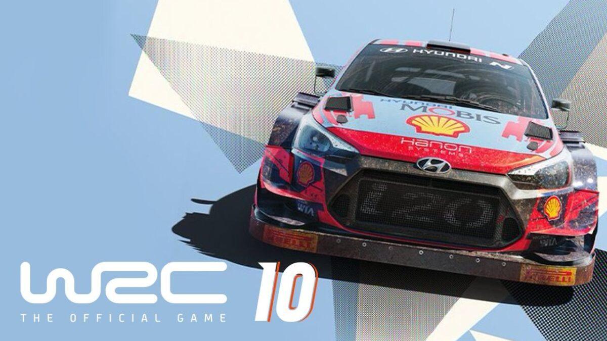 WRC 10 – Launch Trailer