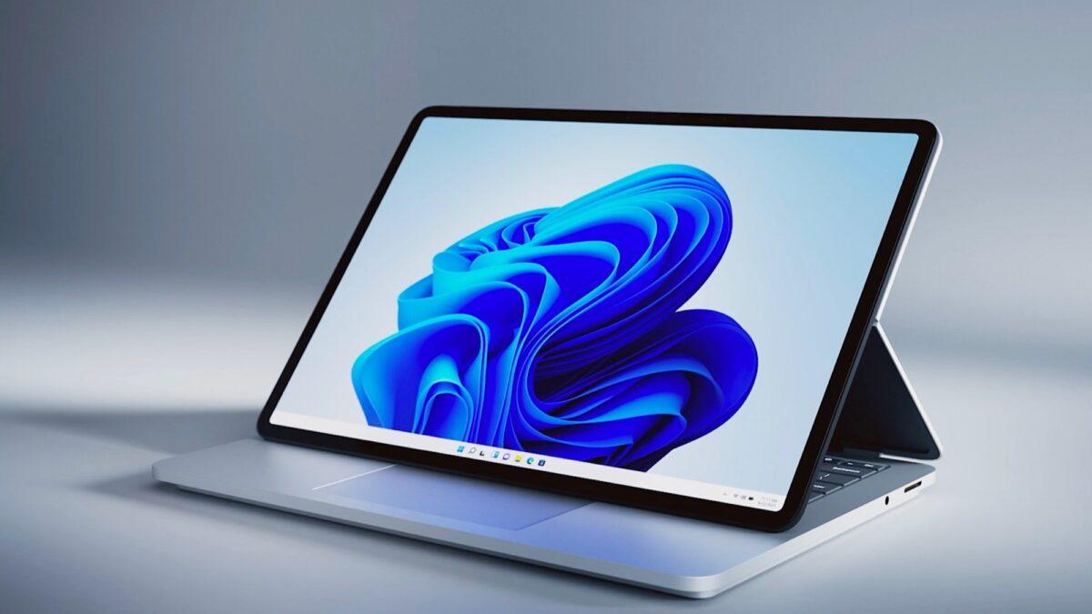Δοκιμάζοντας το Microsoft Surface Laptop Studio
