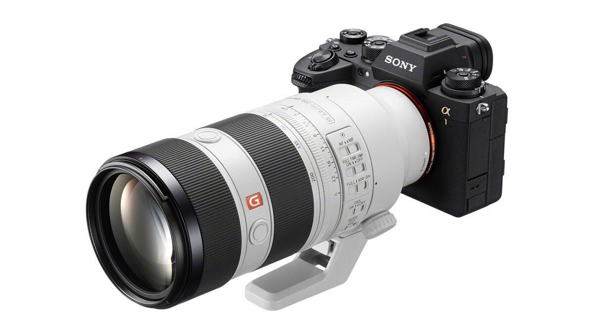 Ο ολοκαίνουργιος Sony FE 70-200mm F2.8 GM OSS II
