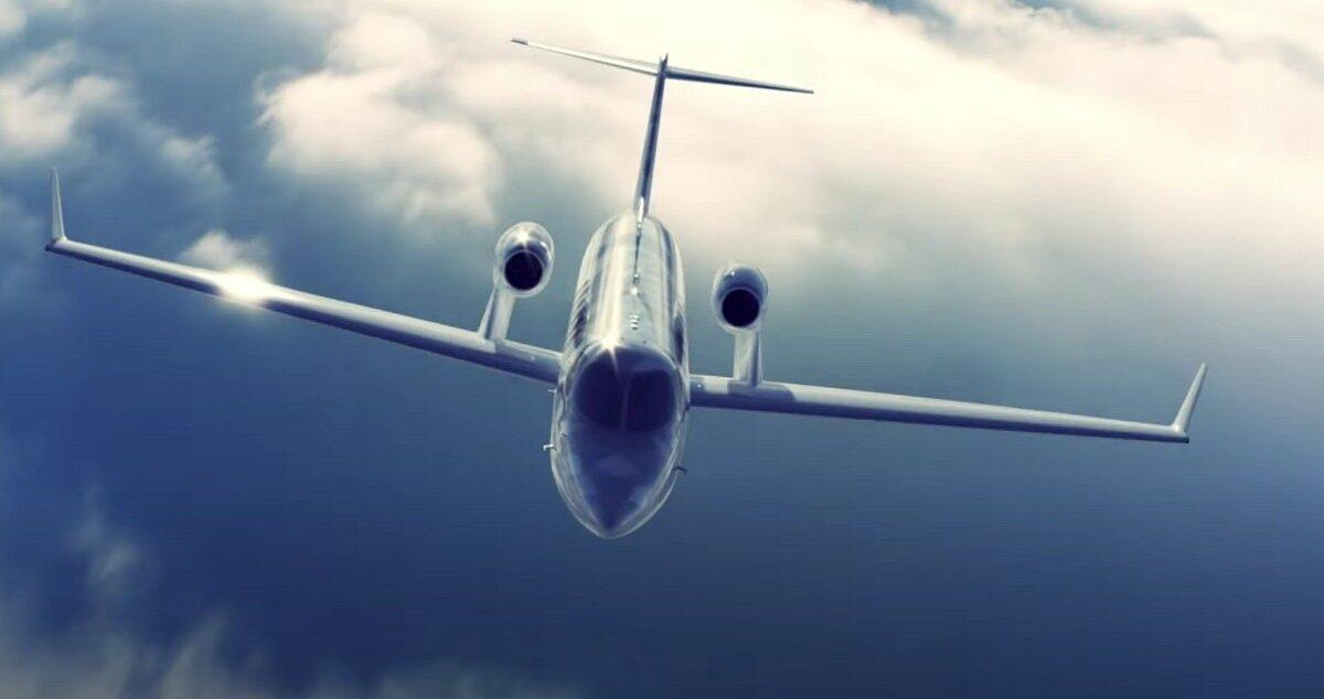 Το 'διαστημικό' HondaJet 2600 Concept αεροσκάφος